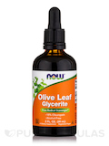 Olive Leaf Glycerite - 2 fl. oz (60 ml)
