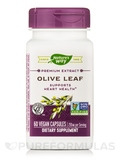 Olive Leaf Standardized - 60 Capsules