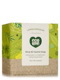 Olive Oil Castile Soap Bar - Lemon Geranium - 3.8 oz (110 Grams)