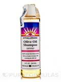 Olive Oil Shampoo Unscented 8 oz (240 ml)