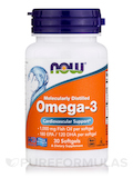 Omega-3 (Molecularly Distilled) (180 EPA / 120 DHA) - 30 Softgels