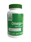 Omega-3 Premium Fish Oil 1000 mg (180 EPA / 120 DHA) - 100 Softgels