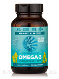 Omega-3 DHA + EPA - 60 Vegan Softgels
