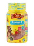 Omega-3 EPA, DHA & ALA Gummy, Raspberry Lemonade Flavor - 60 Gummies