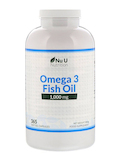 Omega 3 Fish Oil 1,000mg - 365 Softgel Capsules