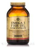 Omega-3 Fish Oil Concentrate - 120 Softgels