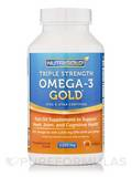 Omega-3 Gold Triple Strength 1250 mg 180 Softgels