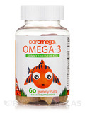 Omega-3 Gummy Fruits for Kids - 60 Count