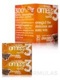Omega-3 Squeeze Packets, Chocolate Orange - 30 Single Serving Packets (2.5 Grams)