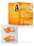 Omega-3 Squeeze Packets, Orange - 30 Single Serving Packets (2.5 Grams)