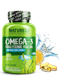 Omega-3 Triglyceride Fish Oil - 120 Softgels