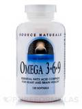 Omega 3-6-9 - 120 Softgels