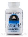 Omega 3-6-9 60 Softgels