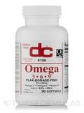 Omega 3-6-9 90 Softgels