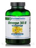 Omega 3D II, Natural Lemon Flavor - 120 Softgels