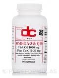Omega 3/Q10 - 90 Softgels