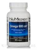 Omega 600 USP EC 60 Softgels