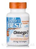 Omega-7 featuring PROVINAL® 210 mg - 60 Softgels