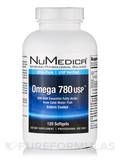 Omega 780 USP EC 120 Softgels