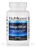 Omega 950 USP 60 Softgels