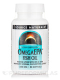 Omega EPA Fish Oil 1000 mg 50 Softgels