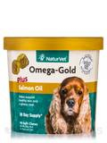 Omega-Gold Plus Salmon Oil - 90 Soft Chews