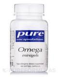 Omega minigels 180 Softgel Capsules