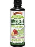 Omega Swirl Flax Oil Strawberry Banana 16 oz (454 Grams) (F)
