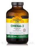Omega-3 1000 mg Fish Oil - 300 Softgels