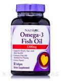 Omega-3 Fish Oil 1200 mg 60 Softgels
