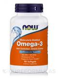Omega-3 (Molecularly Distilled) 90 Softgels