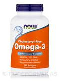 Omega-3 (Cholesterol Free) 180 Softgels