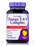 Omega 3-6-9 Complex - 90 Softgels