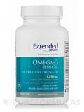 Omega-3 Fish Oil (Ultra High Potency) - 60 Softgels