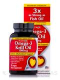 Omega-3 Krill Oil 1000 mg 30 Softgels