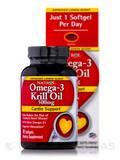 Omega-3 Krill Oil 500 mg 30 Softgels
