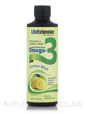 Omega-3 Lemon Whirl 16 oz (454 Grams)