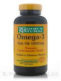 Omega-3 (Natural Fish Oil) 1000 mg - 250 Softgels