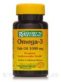 Omega-3 (Fish Oil) 1000 mg - 50 Softgels
