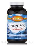 Omega-3 Plus GLA - 180 Soft Gels