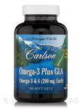 Omega-3 Plus GLA 90 Soft Gels