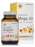 OmegaGenics™ Mega 10™ Omega 7 + 3 Combination - 60 Softgels