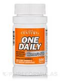 One Daily 50+ Womens 100 Tablets