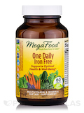 One Daily Iron Free - 60 Tablets