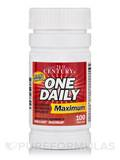 One Daily Maximum 100 Tablets