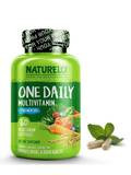 One Daily Multivitamin for Men 50+ - 60 Vegetarian Capsules