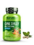 One Daily Multivitamin for Men 50+ - 60 Vegetarian Capsules