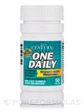 One Daily Women Active Metabolism - 50 Tablets