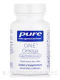 O.N.E.™ Omega - 30 Softgel Capsules