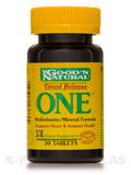 ONE™ (Timed Release) Vitamin And Mineral 30 Tablets